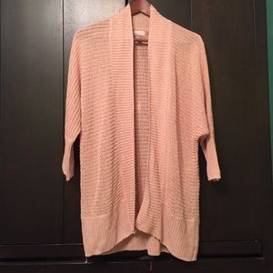 Forever 21 rose colored sweater.