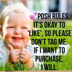 Other - 💕Please follow Posh rules. 💕