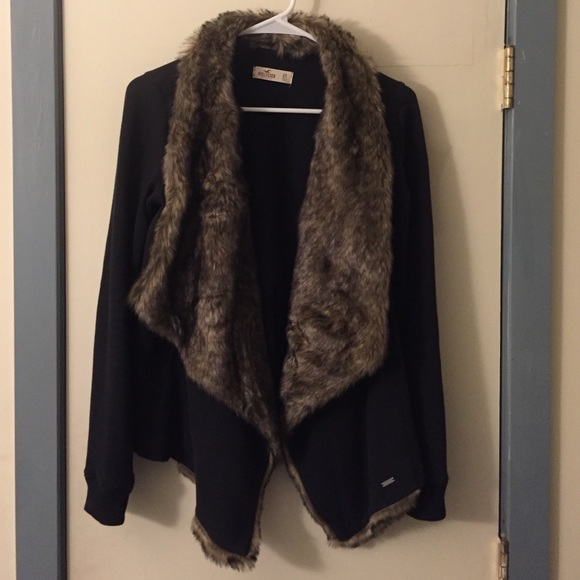 hollister fur
