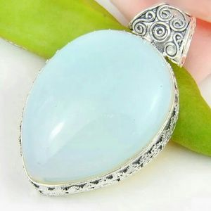 Jewelry - HUGE Moonstone Pendant