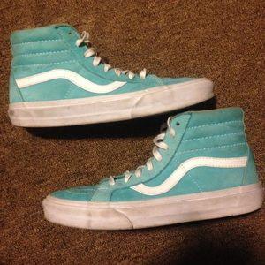 2edcc12f6c Vans Shoes - Vans Buttersoft Sk8-Hi Reissue CA Sneakers