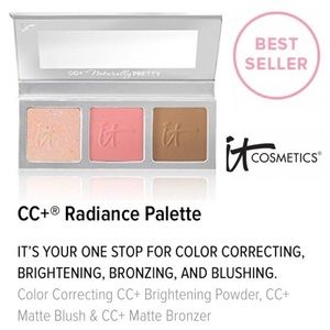 It Cosmetics Other - It Cosmetics Radiance Palette