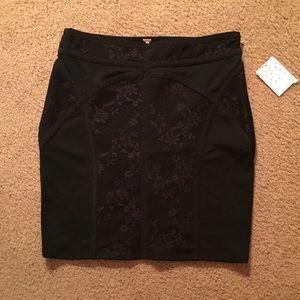 NWT Free People Pencil Skirt