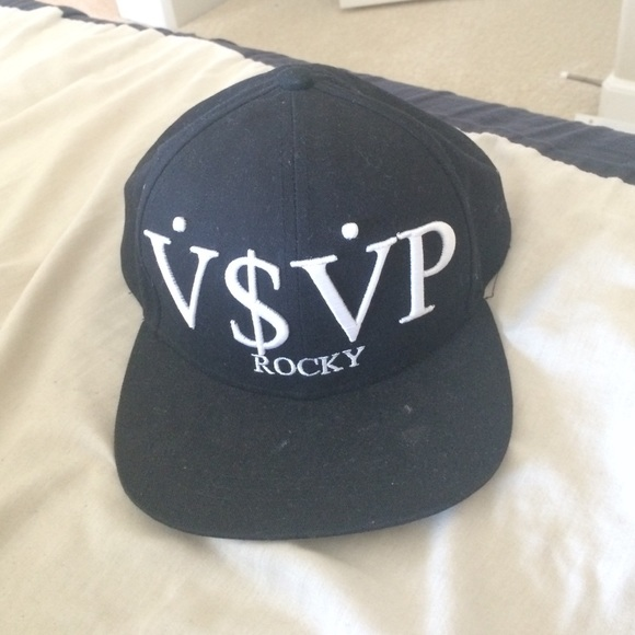 37a147529bf H M Accessories - ASAP Rocky Snapback Hat