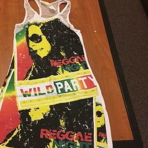 Bob Marley Bodycon Dresses