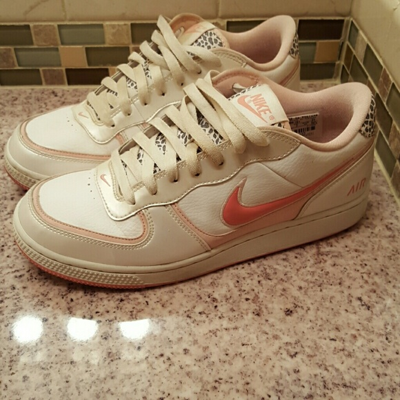 Nike Air Force Ones!