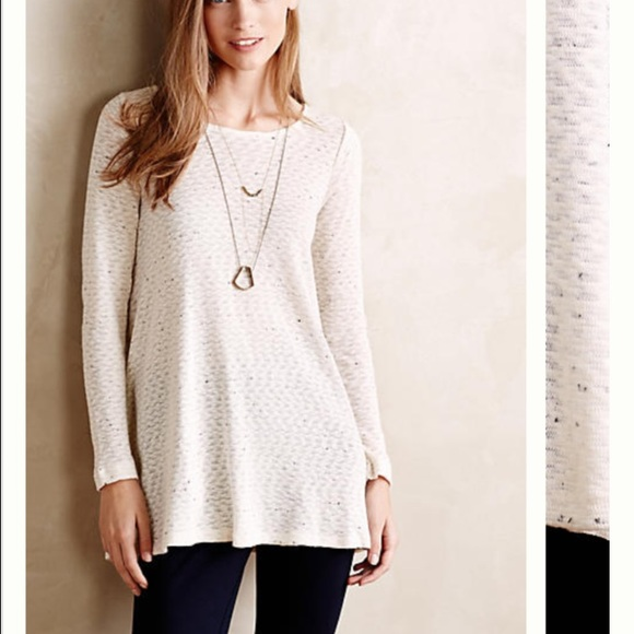 Anthropologie Sweaters - Anthropologie Puella Melette Tunic 95f8d778a