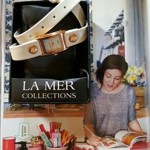La Mer Accessories - NIB La Mer Collections watch FINAL