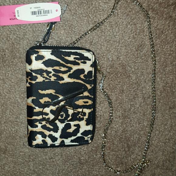super popular 7a18a 69dd0 Victoria's Secret wallet / phone case NWT