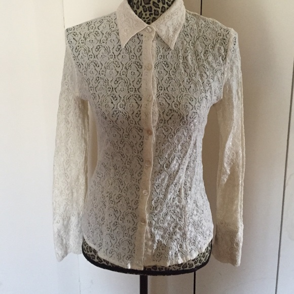 Faded Glory Button Down From Tabitha S Closet On Poshmark