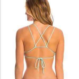 Indah Other - Quintsoul Swimwear Crossback Halter Bikini Top.
