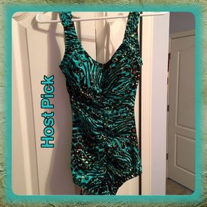 Maxine of Hollywood Other - Host Pick! Maxine of Hollywood Swimsuit size 10