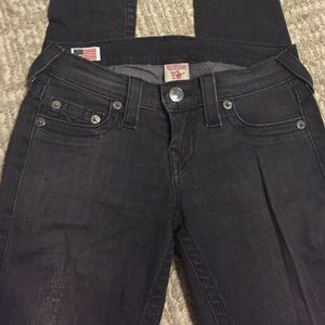 2d178967a True Religion Jeans - True religion jeans. Black. Fade wash