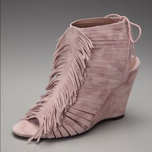 Joie Shoes - Joie ROCK STEADY Wedge in Misty Pink (Size 40)