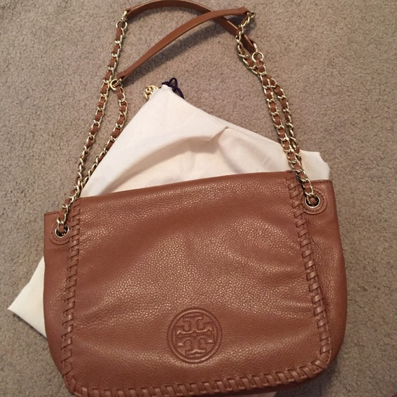 17% off Tory Burch Handbags - Tory Burch Marion Small Flap ...