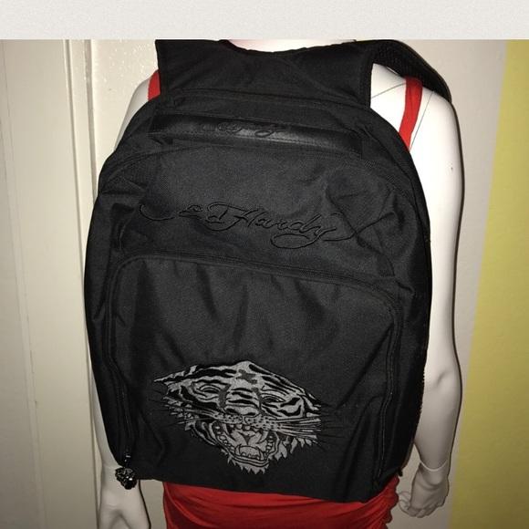 90286748f77d Ed Hardy Handbags - Ed Hardy Laptop Backpack