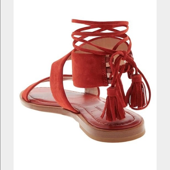 Banana Republic Shoes - Banana Republic lace-up sandals