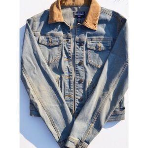 Vintage Polo Jeans Co-Ralph Lauren Denim Jacket ✨