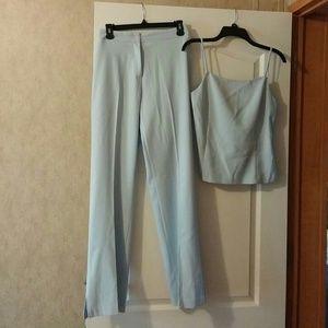 Alyn Paige Pants - Summer pantsuit