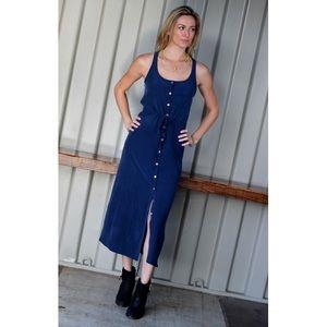 Dresses & Skirts - [Merritt Charles]navy mel dress