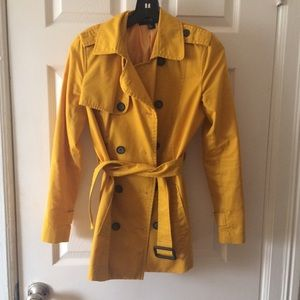 Forever 21 trench coat small