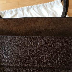 24% off Celine Handbags - Celine Phantom medium bag, brown from ...