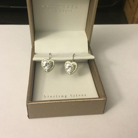 ed12d6d40 Contessa Di Capri Jewelry | Brand New Sterling Silver Earrings ...