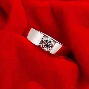 1ct. CZ Diamond Ring