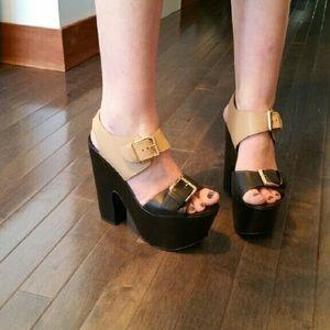 Report Signature Shoes - NIB Report Signature killer platform sandals!!!!