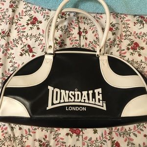 Lonsdale Bags - Lonsdale bag bowling bag style c87f271b6a394