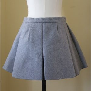 Choies Dresses & Skirts - Wooly Grey Skirt