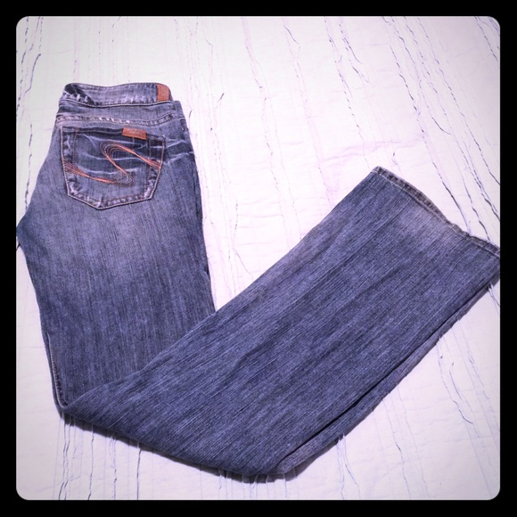 82% off Silver Jeans Denim - Silver jeans- buckle- size: 26 from ...