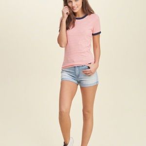 Urban Outfitters Pants - 🎉final sale Hollister high rise Jean shorts  NWT