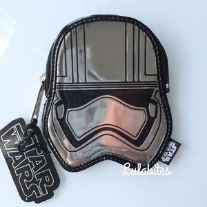 Star Wars Handbags - Star Wars Captain Phasma Coin bag