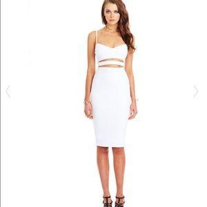 Nookie Bridged Bustier Dress