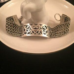 Lois Hill Jewelry - 🎉HP🎉Lois Hill vintage Sterling silver bracelet