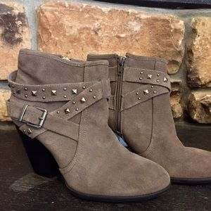 Julianne Hough for Sole Society booties