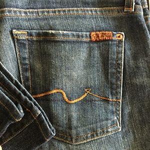 Seven original bootcut jeans never worn!