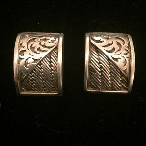 Lois Hill Jewelry - HP🎉Lois Hill vintage Sterling silver earrings🎉HP