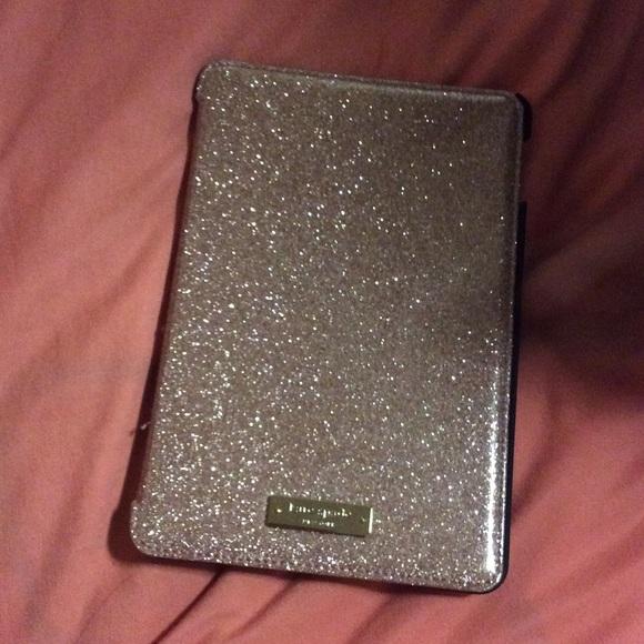 new style 9c218 16e15 Rose gold Kate spade iPad mini 4 case