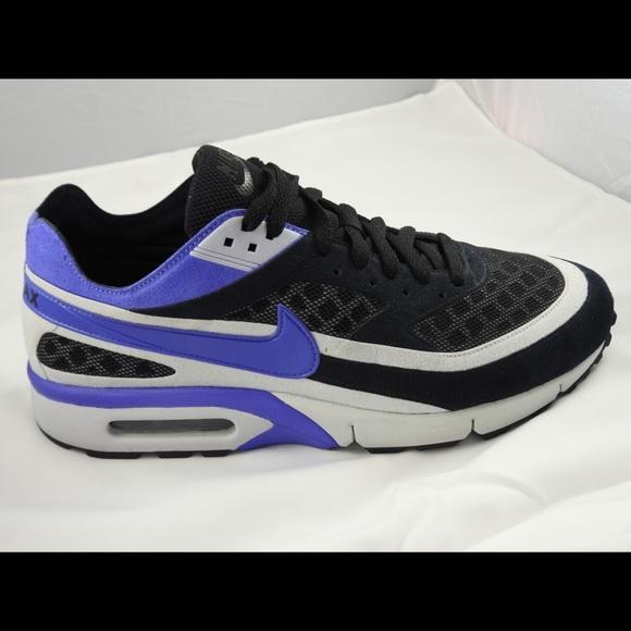 sports shoes 34c92 63b9a NIKE Air Max BW Gen II Black Grey Size 10.5 Men