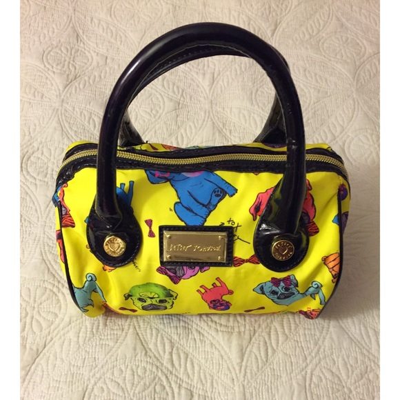 b3f84211b35 ... Betsey Johnson Bags I Love Pugs Small Purse Poshmark