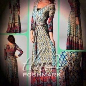 Naturalizer Dresses & Skirts - 💥HP 5/19💥MOROCCAN MOSAIC MAXI