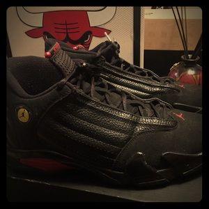 Jordan Shoes - Air Jordan's 14s last shots