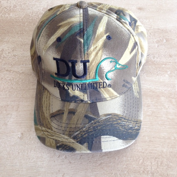 Ducks Unlimited Hat (Vintage Snapback) cffc7e46517