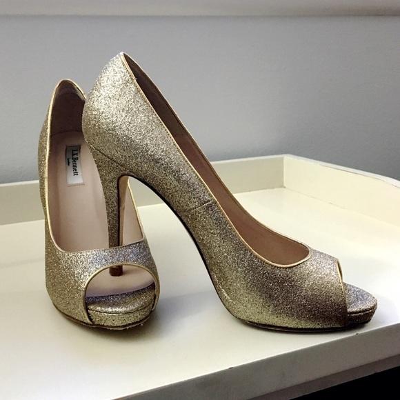 9ab9583cc71e LK Bennett Shoes - LK Bennett Gold