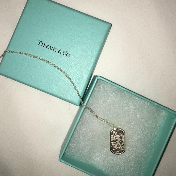 f300b457e865 Tiffany   Co. NIKE necklace. M 56f2b0c8bcd4a72ba4034bb0