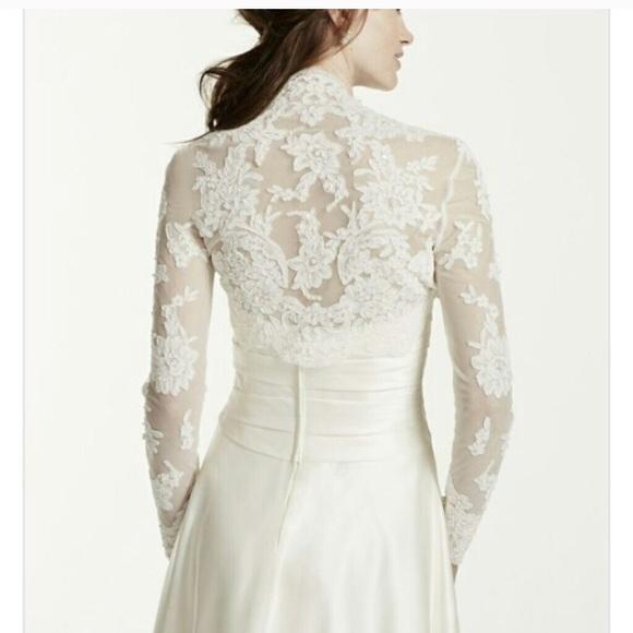 80% Off David's Bridal Jackets & Blazers