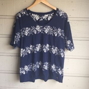 Tommy Hilfiger Dolman Sleeve Top