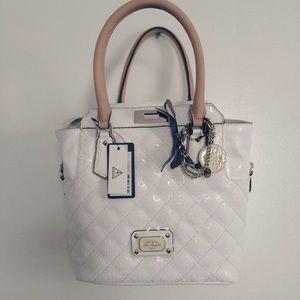 Guess Handbags - White Guess Bag - NWT